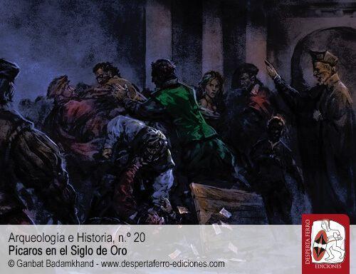 Crimen y castigo. Delitos, penas y justicia en la sociedad urbana del Siglo de Oro por Carlos Pérez Férnandez-Turégano (Universidad San Pablo CEU)