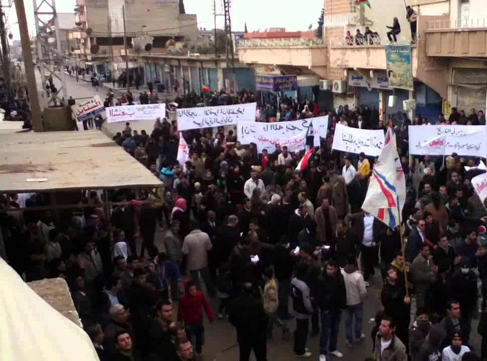 La Guerra Civil siria y los comités de coordinación