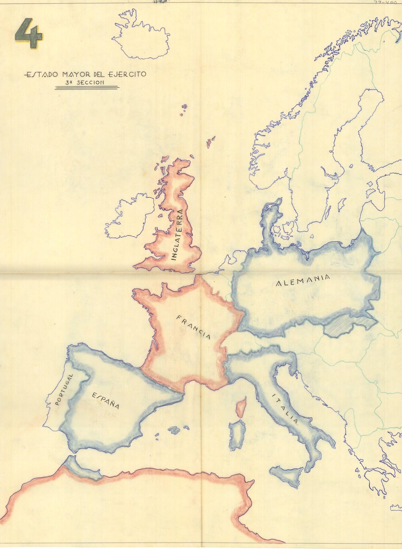 Un imperio en alpargatas. El Ejército español durante la II Guerra Mundial