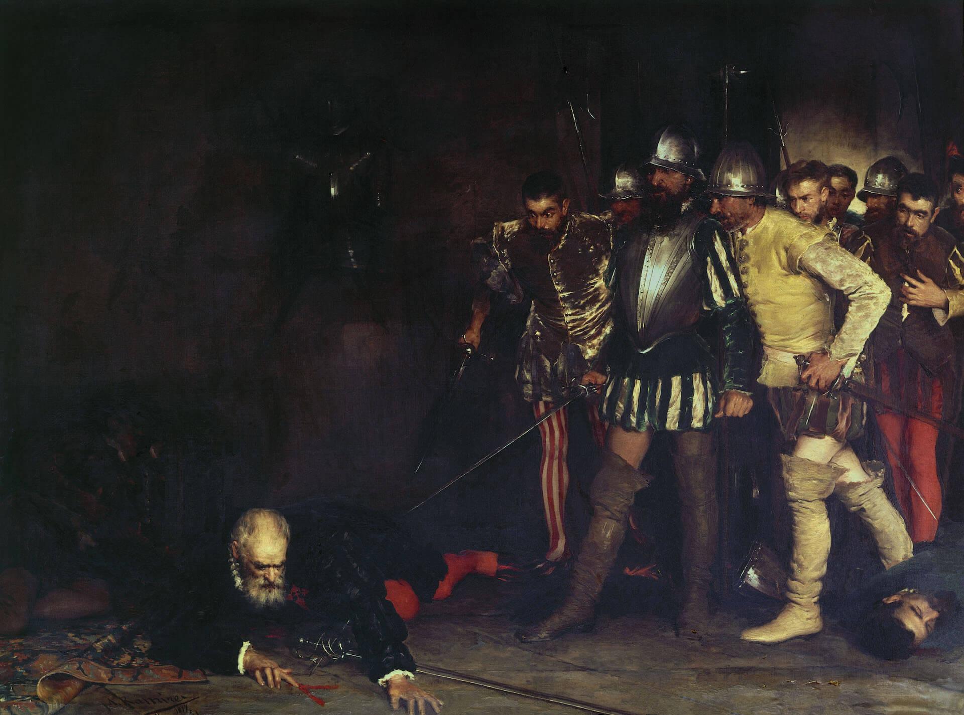 Muerte de Pizarro