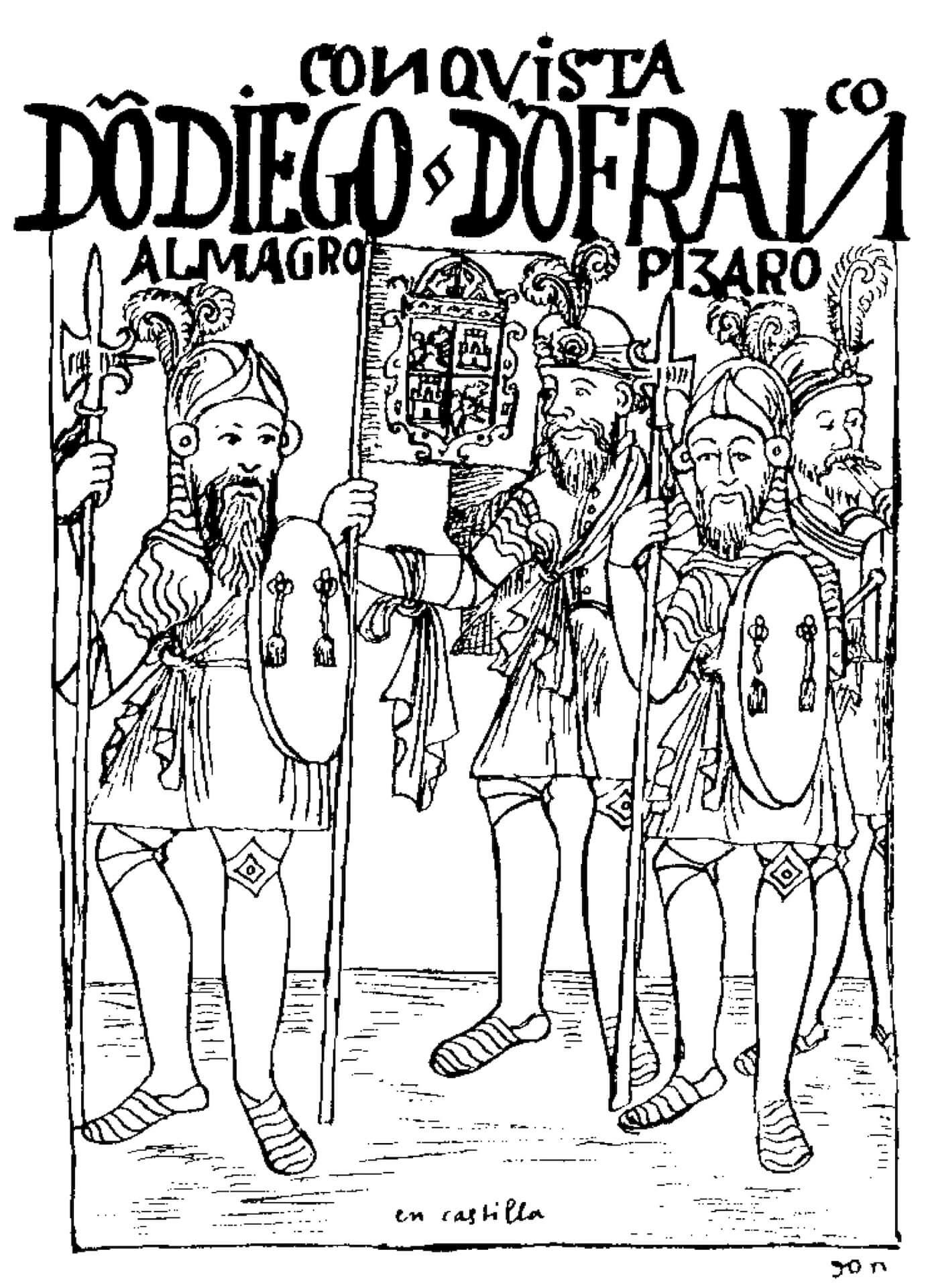Nueva crónica y buen gobierno (1615), de Felipe Guamán Poma de Ayala