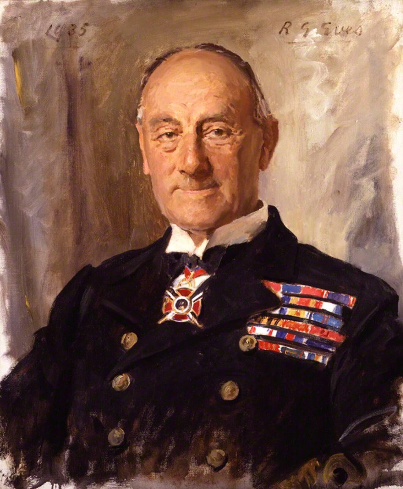 John Rushworth Jellicoe Jutlandia