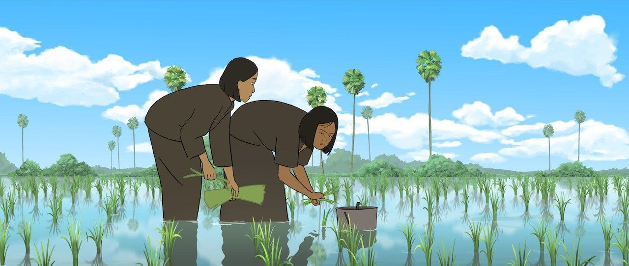 Funan película Jemeres Rojos Camboya