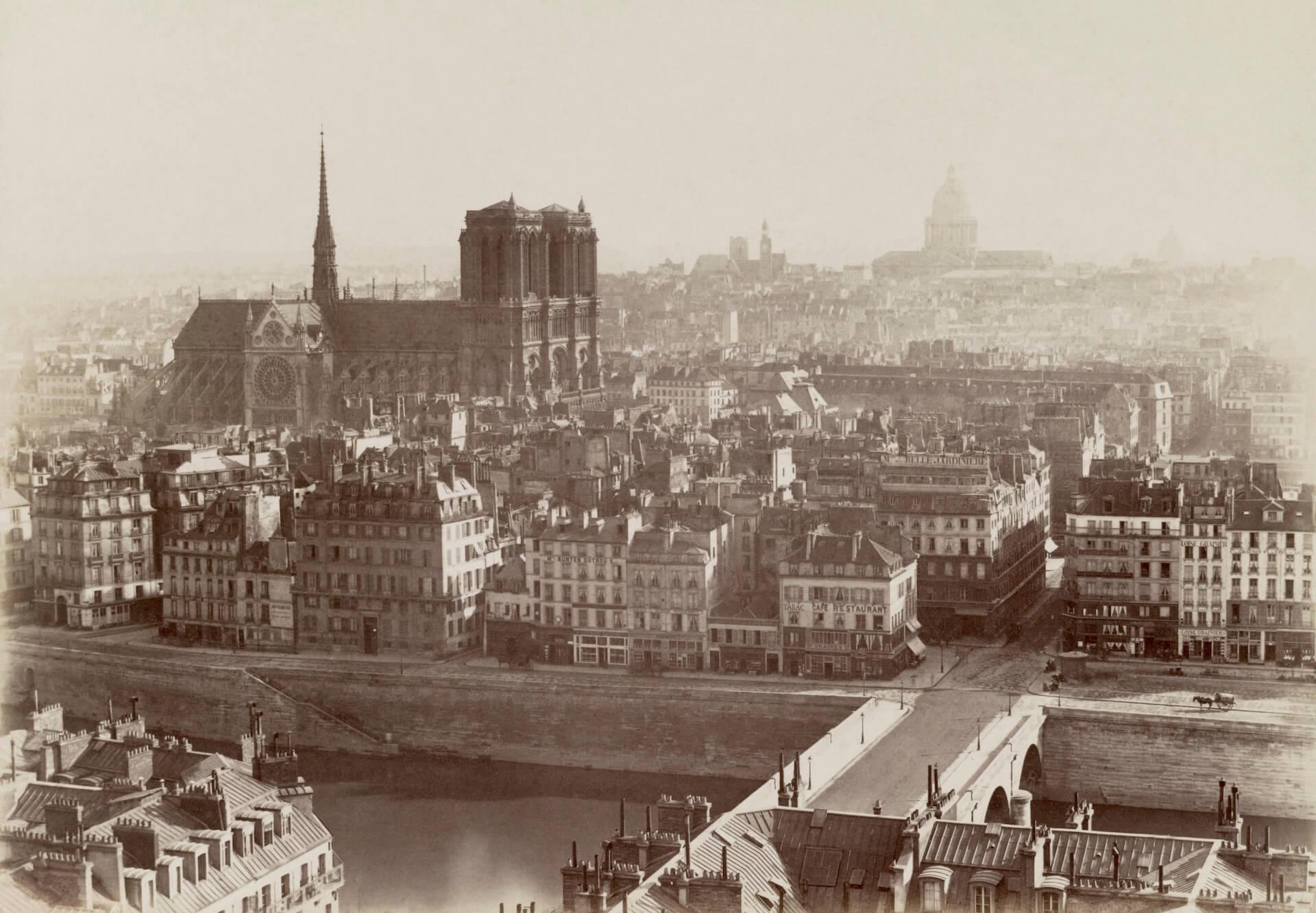 Notre-Dame 1865