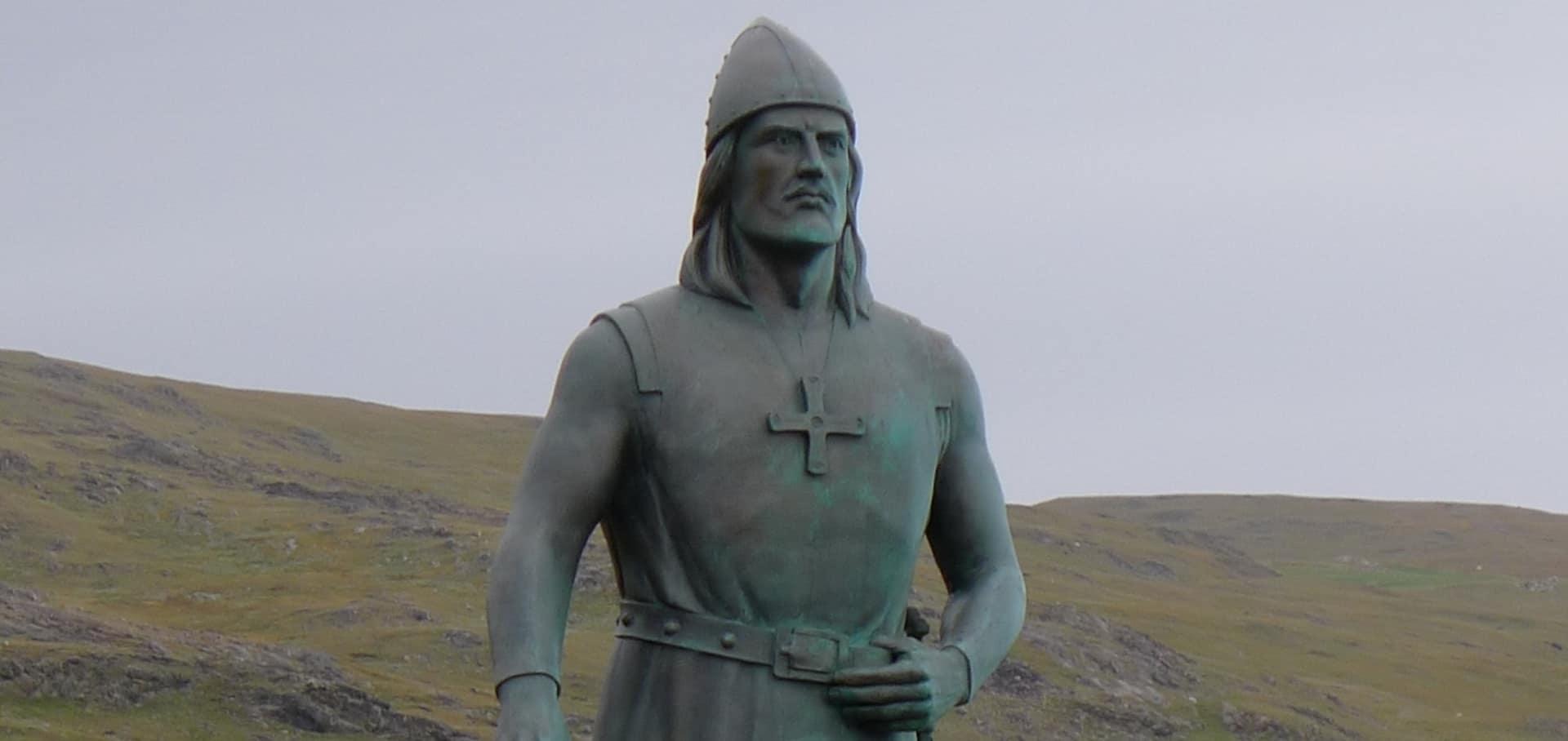 vikingos en Groenlandia