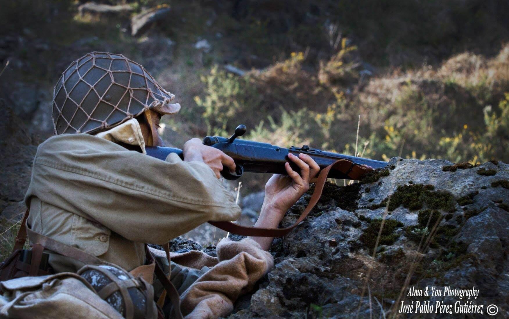 Documental Basques in WW2. El Cuerpo de Marines