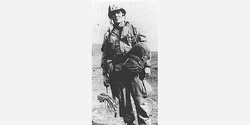 hermanos de sangre compañía easy paracaidistas normandía dia D Dick Richard Winters