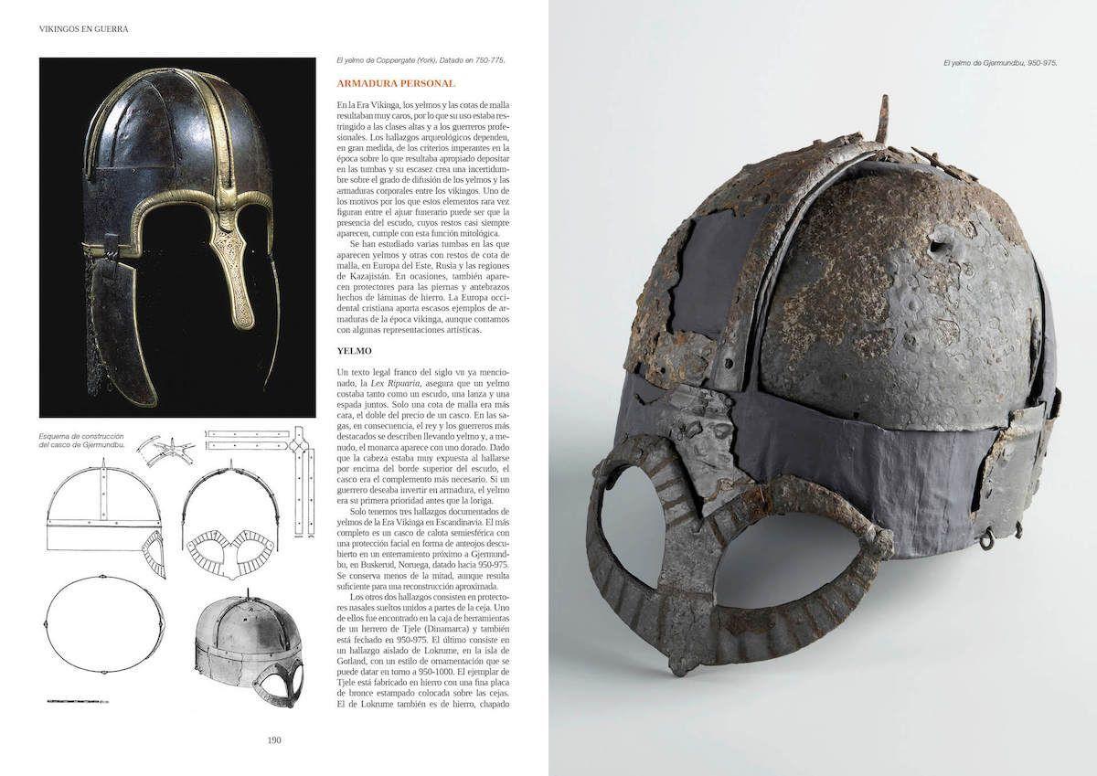 Vikingos en guerra kim hjardar vegard vike