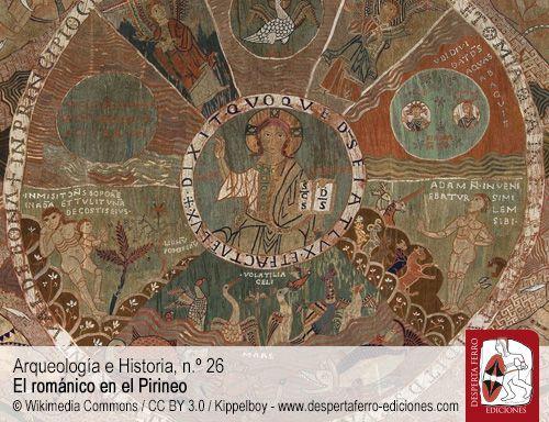 Ad promissa perueniant celestia. Arte e iconografía en los primeros siglos del románico por Verónica Abenza (UAB)