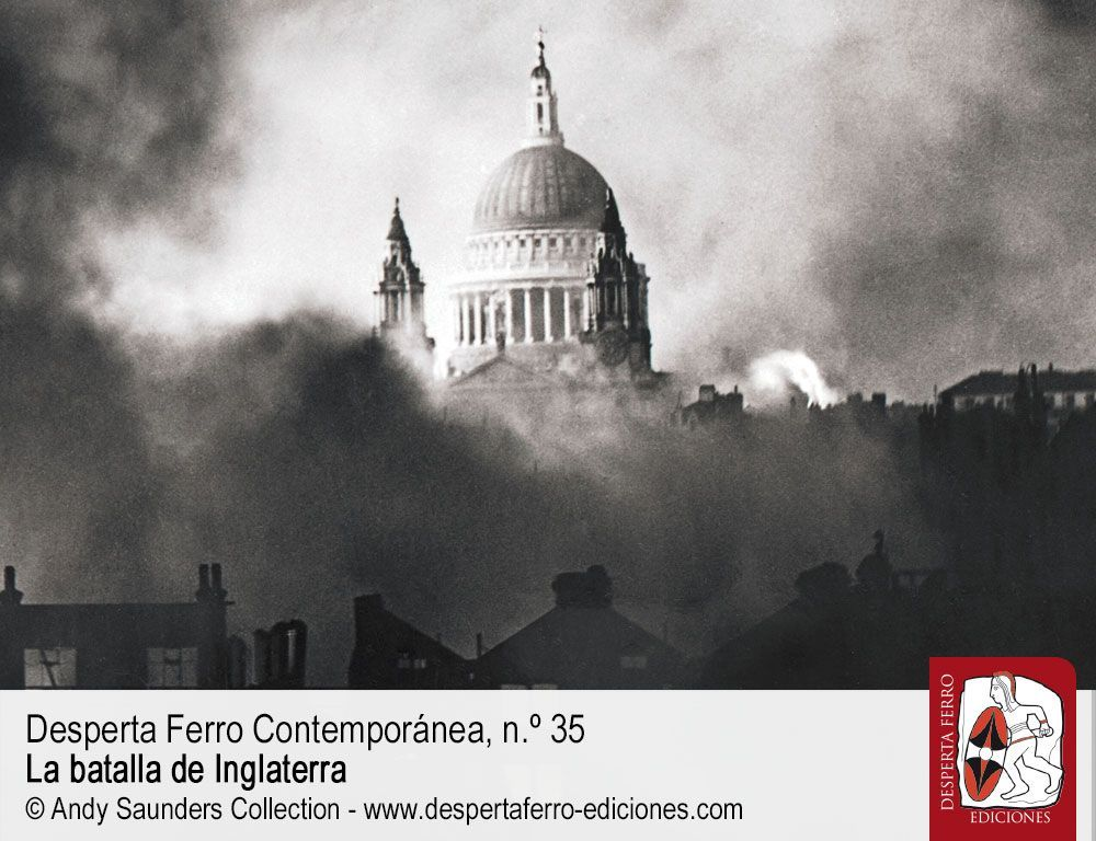 La estrategia alemana contra el Reino Unido por Ian Gooderson (King's College London)