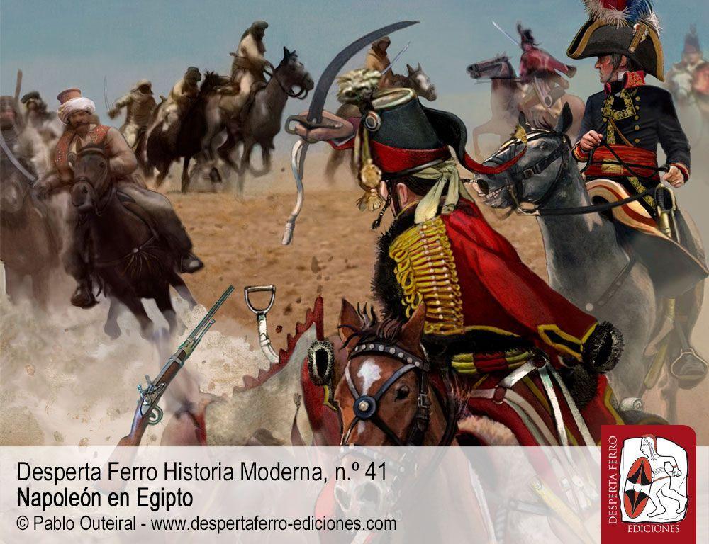 Desierto, mamelucos y faraones. La expedición de Desaix al Alto Egipto por Francisco Gracia Alonso – Universidad de Barcelona