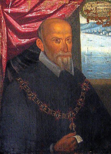 don Alonso Pérez de Guzmán, VII duque de Medina Sidonia