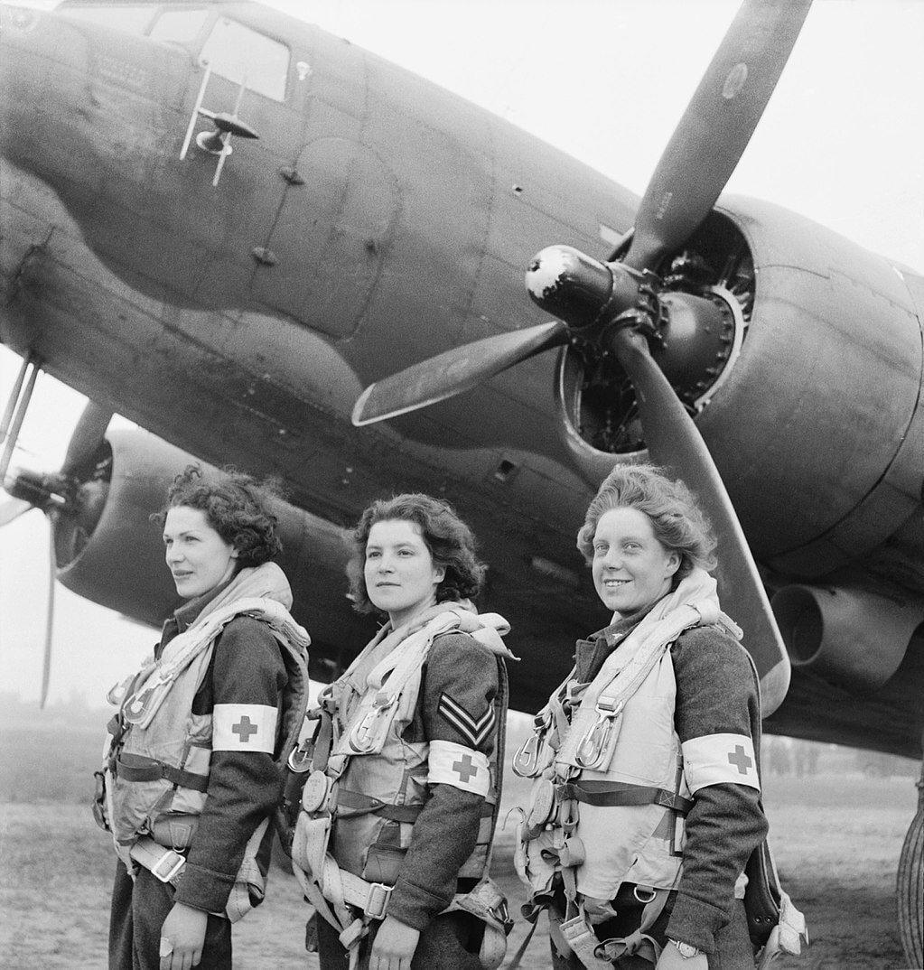 La Women's Auxiliary Air Force y las mujeres en la batalla de Inglaterra
