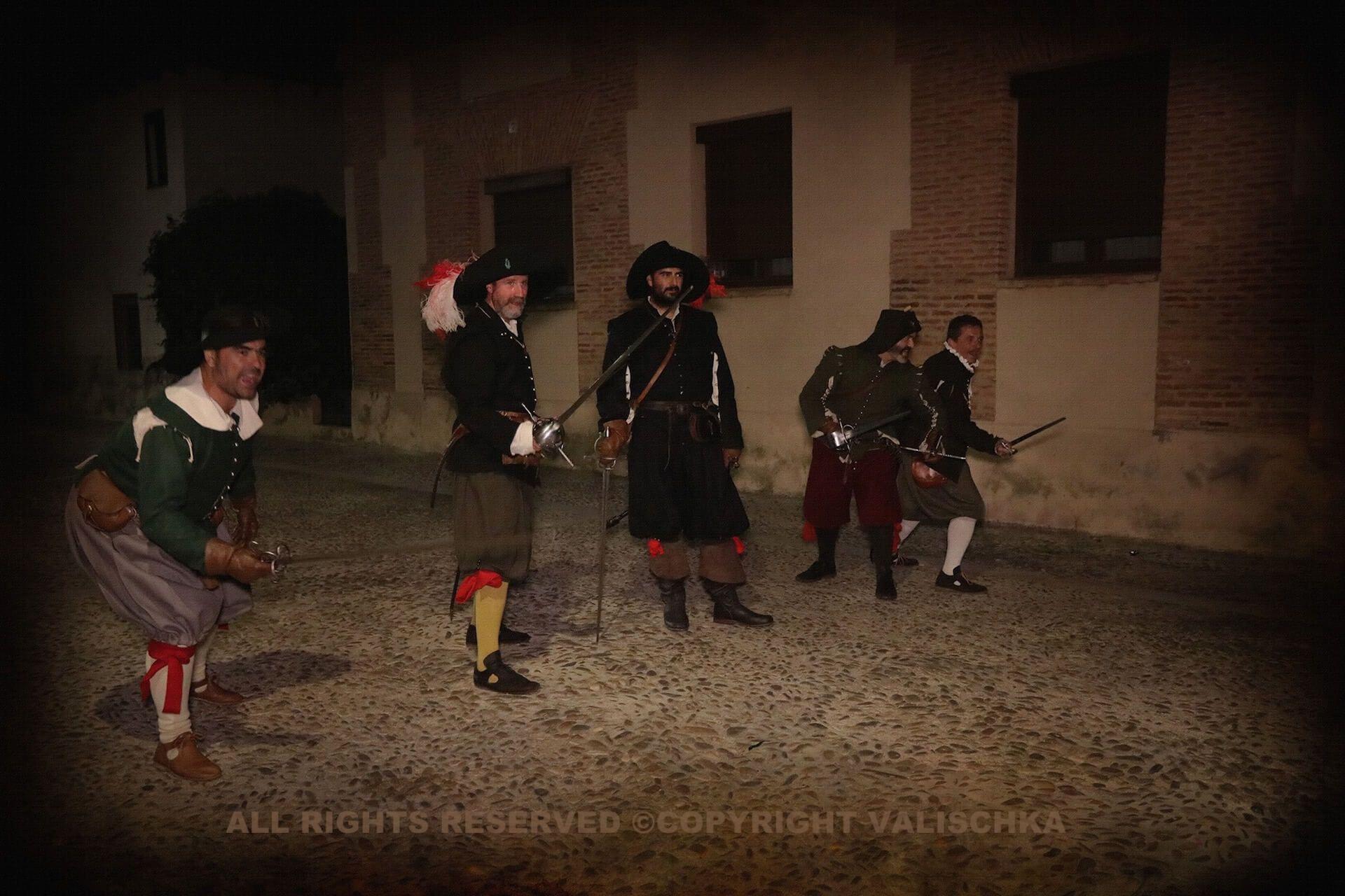 La recreación histórica de los Tercios en España