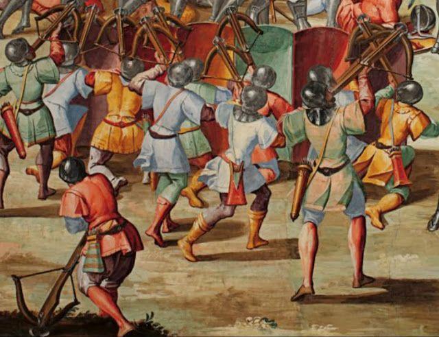 Compañías de ballesteros Higueruela