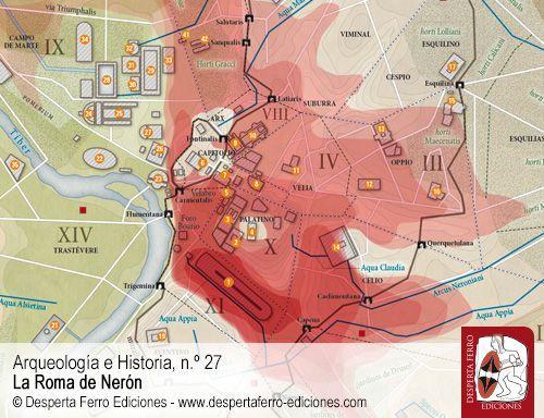 Roma en llamas. El incendio del 64 y los cristianos por Joaquín Ruiz de Arbulo (URV-ICAC)