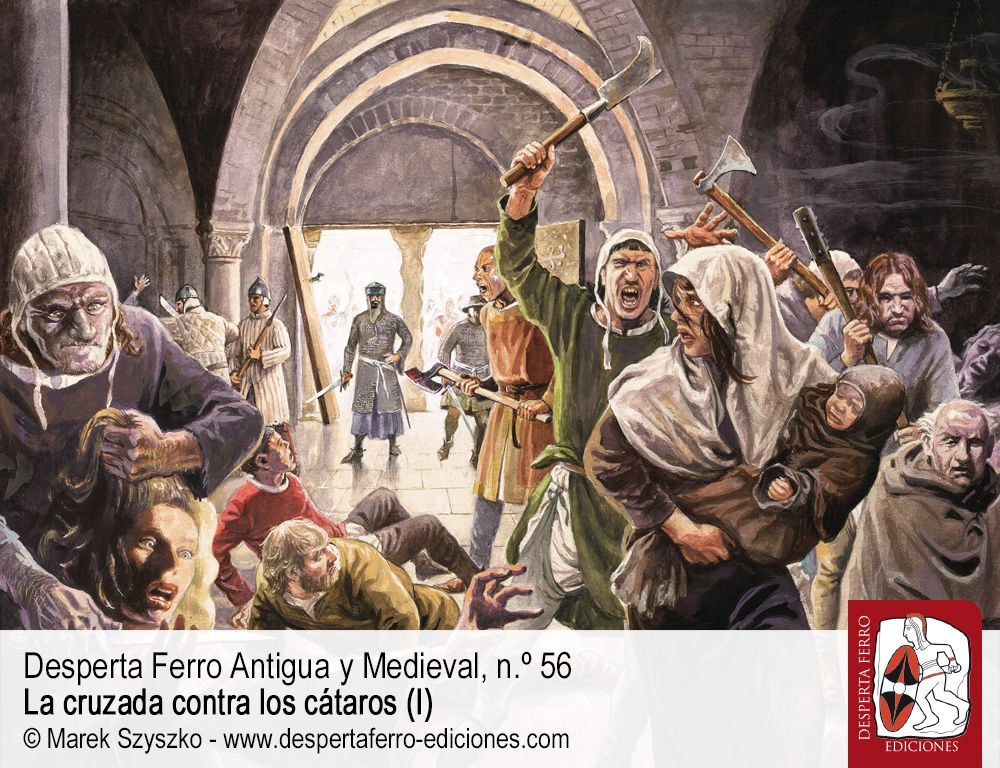 Eia, Christi milites! La cruzada de los barones de 1209 por Gregory E. M. Lippiatt (University of East Anglia)