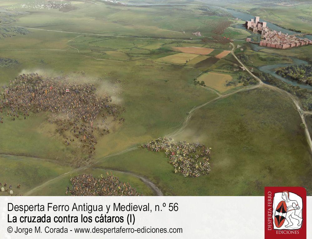 "Jaque mate a la ""gran corona de Aragón"" La batalla de Muret por Martín Alvira Cabrer (UCM)"