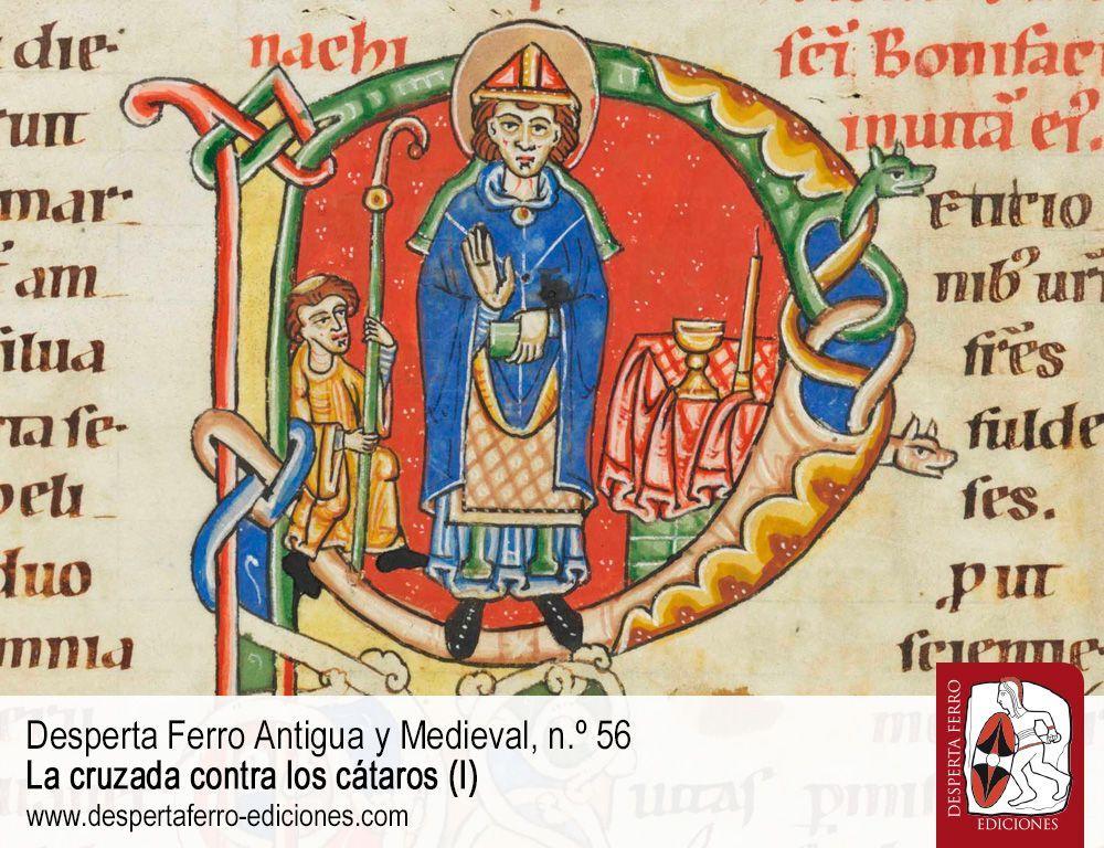 La ira de Dios. El pontífice Inocencio III y la cruzada albigense por Damian J. Smith (Saint Louis University)