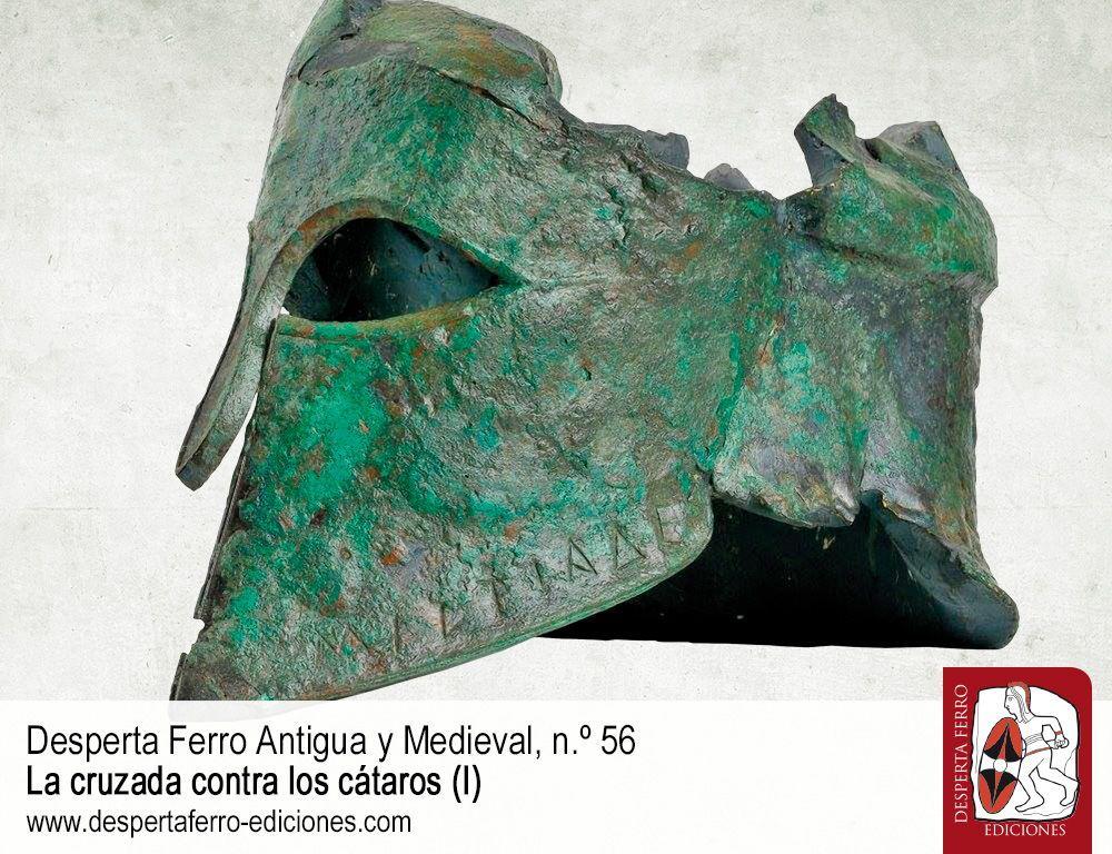 Y además, introduciendo el nº 57: Milcíades. No solo el vencedor de Maratón por Adolfo J. Domínguez Monedero (UAM)