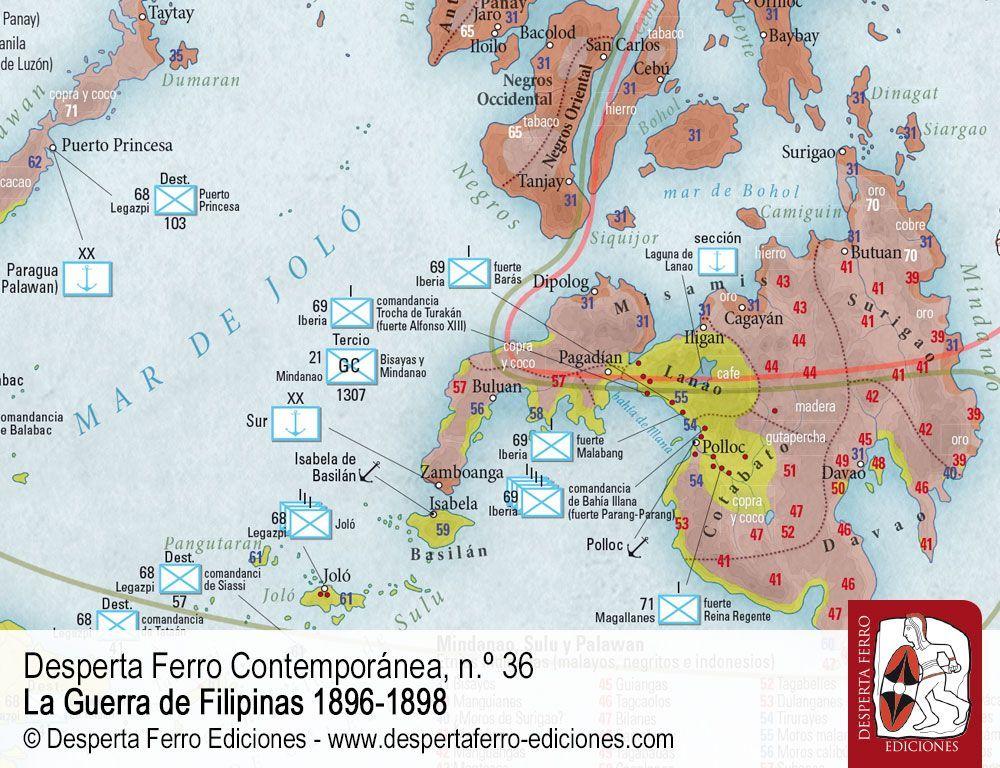 Las Filipinas españolas en el siglo XIX por Miguel Luque Talaván (Universidad Complutense de Madrid).