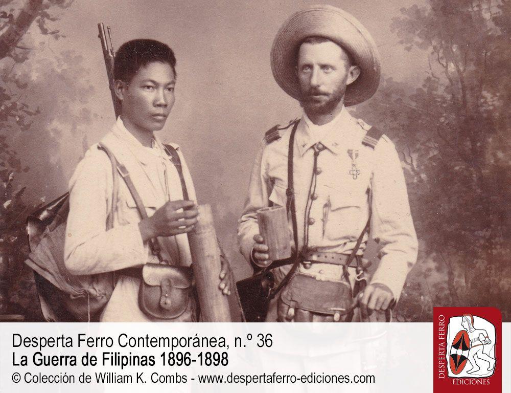 El Ejército español en Filipinas por Luis E. Togores (Universidad CEU San Pablo)