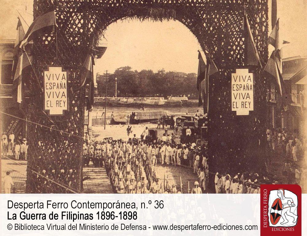 Memoria de Filipinas. El soldado español en la guerra colonial por Manuel Montero (Universidad del País Vasco)