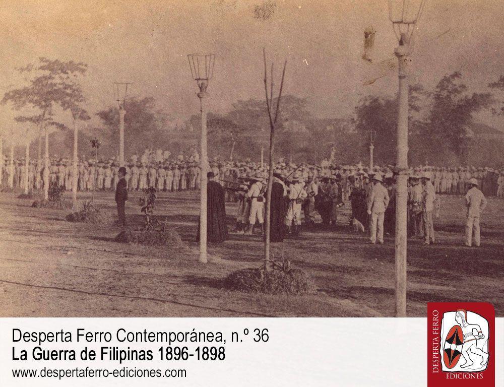 Los conflictos filipinos, revolución y guerra interna por Jorge Chauca García (Universidad de Málaga)