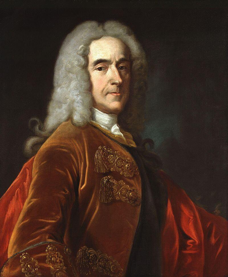 Richard Temple Vizconde de Cobham