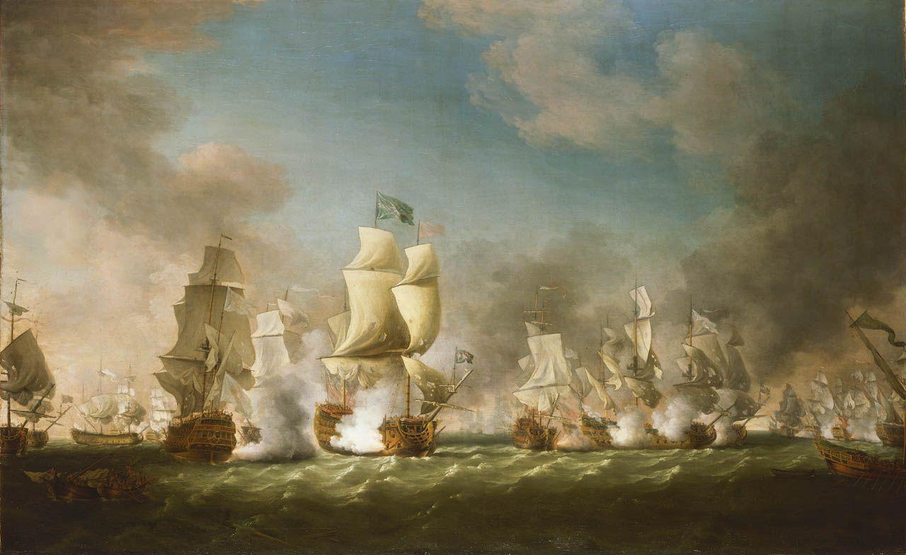 Batalla de cabo Passaro