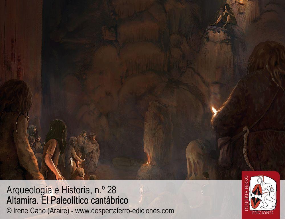 Altamira El Paleolítico superior en la región cantábrica por Pilar Utrilla (Universidad de Zaragoza)