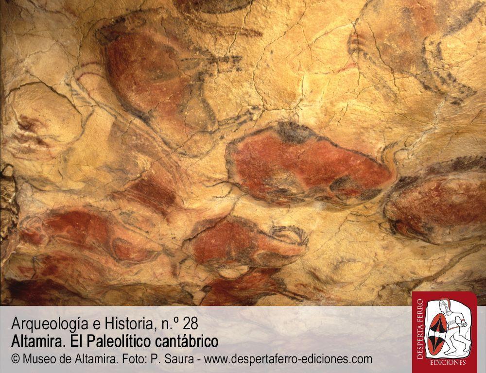La cueva de Altamira. Un símbolo artístico por Pilar Fatás (Museo Nacional y Centro de Investigaciones de Altamira)