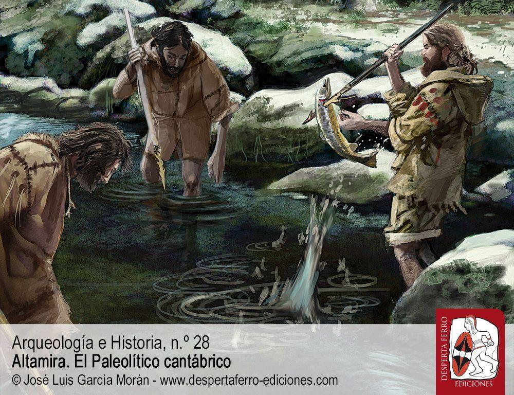Las sociedades del magdaleniense en la cornisa cantábrica. Vida cotidiana y subsistencia por Adriana Chauvin (MUPAC)