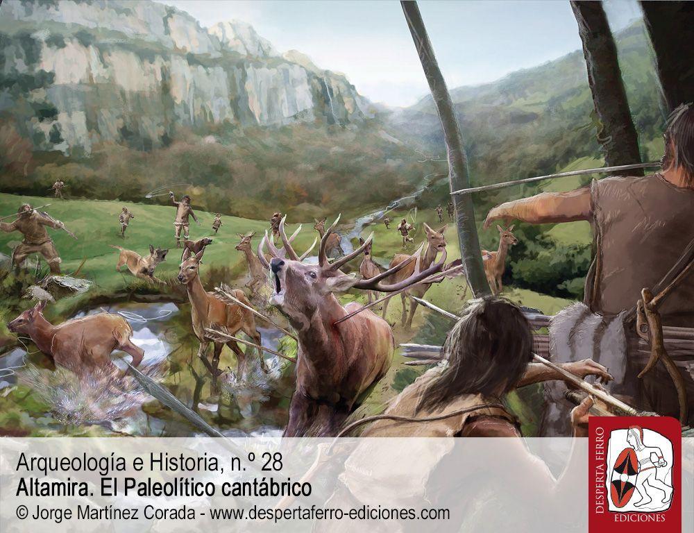 Explotación y cooperación. La territorialidad en el Paleolítico superior cantábrico por Joseba Ríos (Centro Nacional de Investigación sobre Evolución Humana)