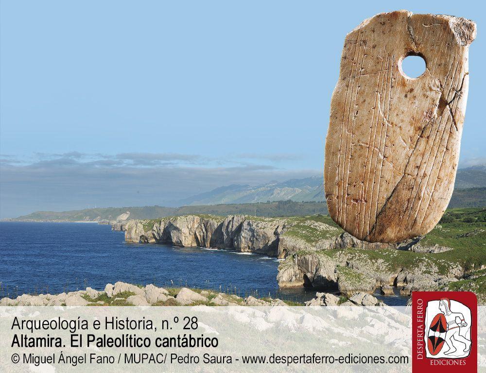 El final del Paleolítico en la región cantábrica por Miguel Ángel Fano (Universidad de La Rioja)