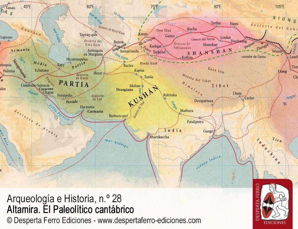 Y además, introduciendo el n. º 29, La Ruta de la Seda antes de Marco Polo por Shing Müller (Institut für Sinologie, Ludwig-Maximilians-Universität München)