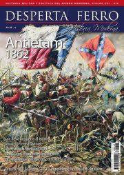 La batalla de Antietam 1862 Guerra de Secesión