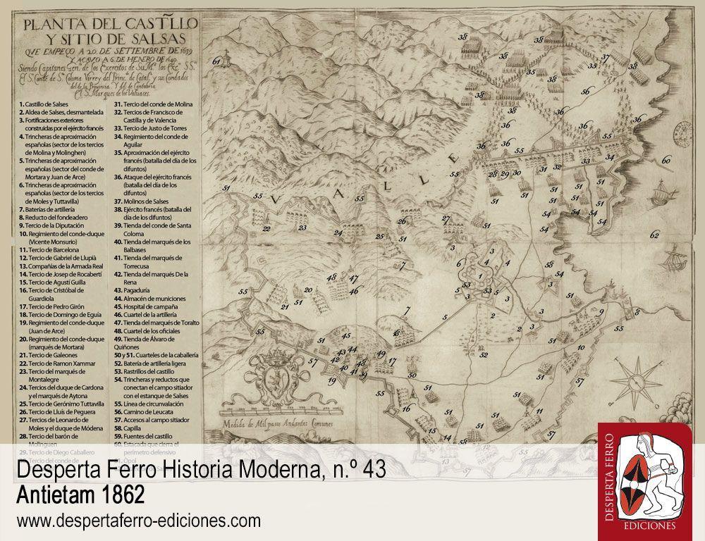 El sitio de Salses, 1639. La antesala de la revuelta por Manuel Güell Junkert