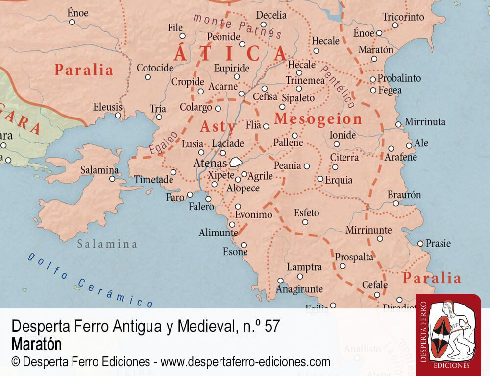 De la tiranía a la democracia: Atenas entre los años 510 y 490 a. C. por Adolfo J. Domínguez Monedero (Universidad Autónoma de Madrid)