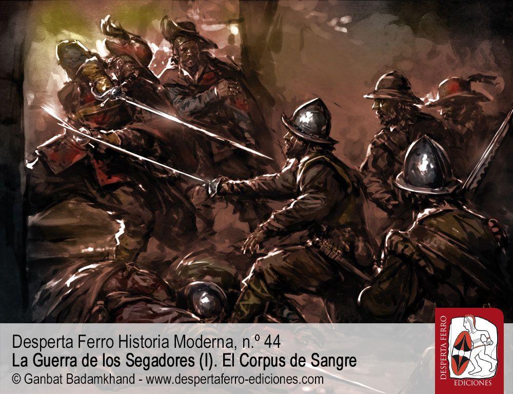 La ofensiva del marqués de los Vélez por Alberto Raúl Esteban Ribas en la Guerra de los Segadores
