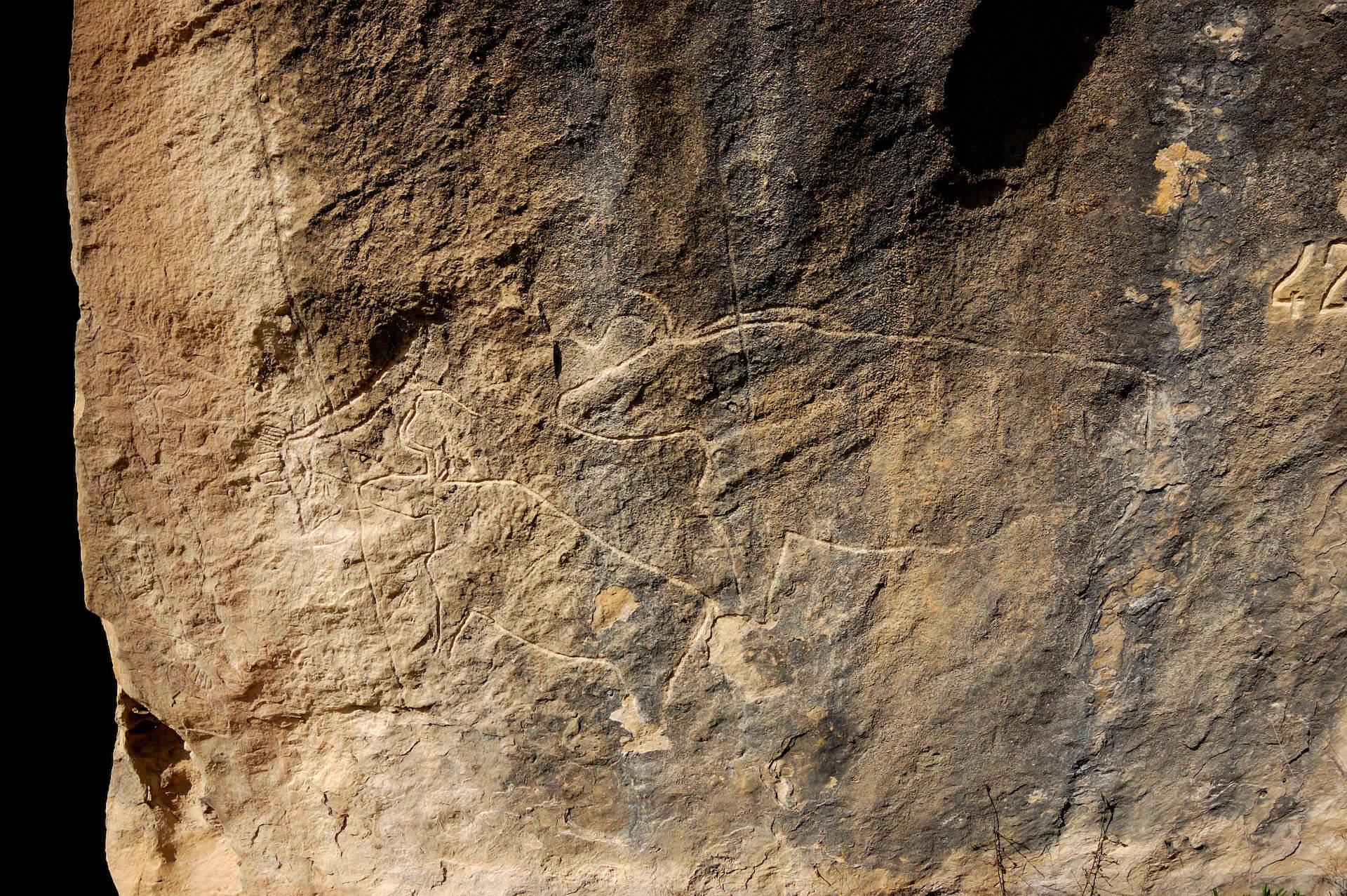 Cueva de los Bóvidos Gobistan