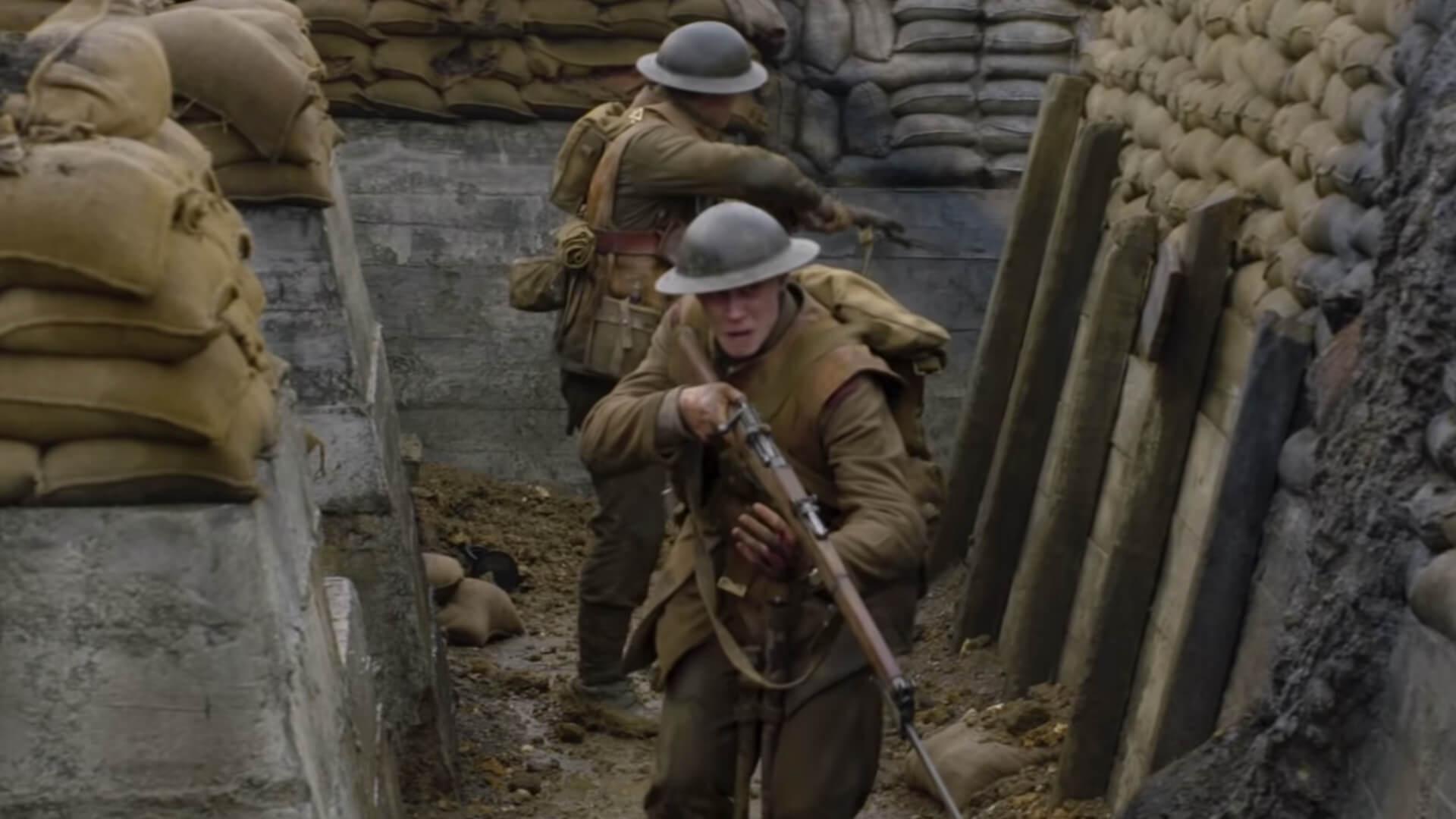 1917 Sam Mendes Primera Guerra Mundial