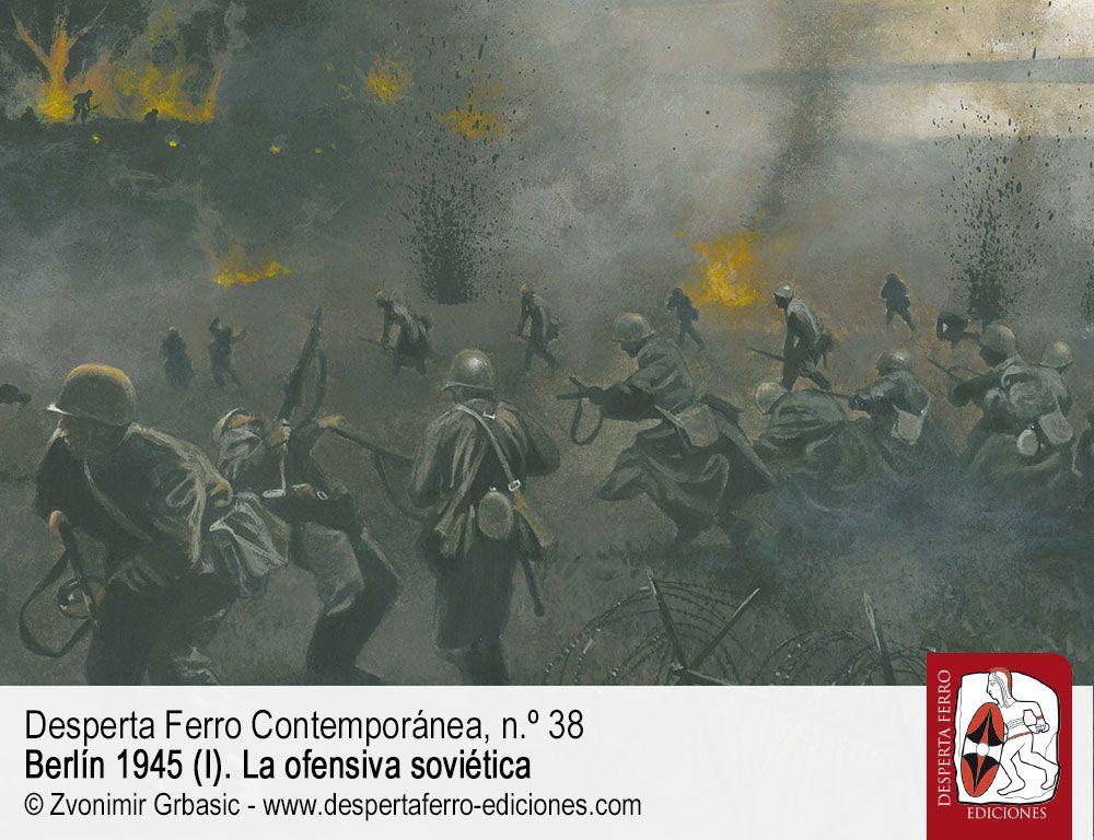 El ataque a los altos de Seelow por Adrian Wettstein (Militärakademie an der ETH Zürich)