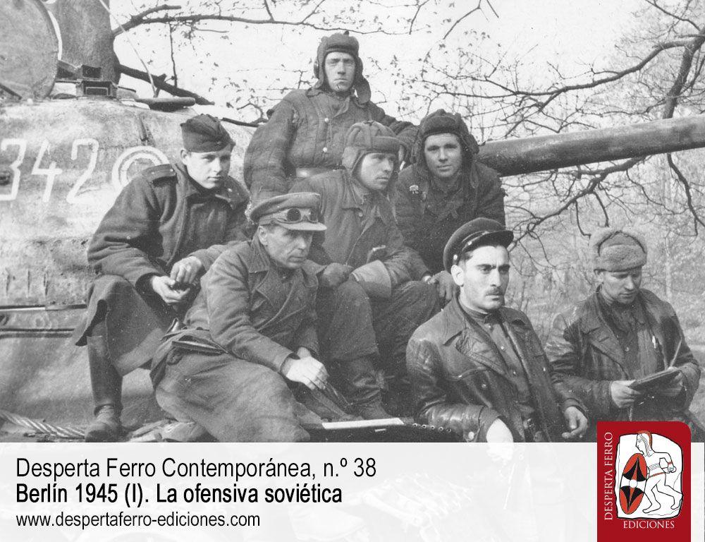 El Ejército Rojo en 1945 por Alexéi Isaev