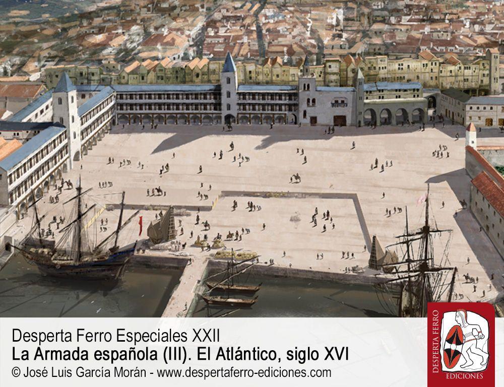 Preparación y logística de una armada por Magdalena de Pazzis Pi Corrales  (Universidad Complutense de Madrid)