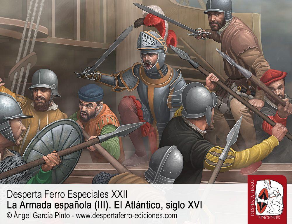 Bazán el Viejo y la batalla de Muros, 1543 por Agustín Ramón Rodríguez González – Real Academia de la Historia