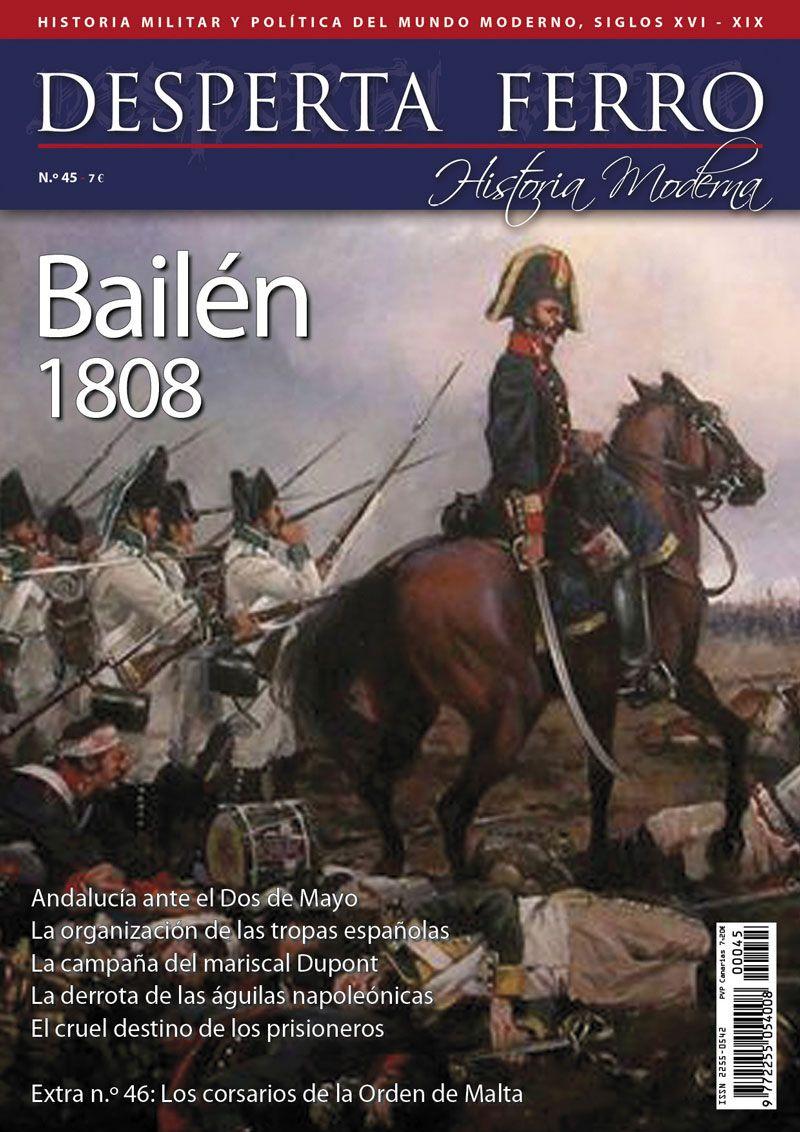 Desperta Ferro Moderna n.º 45: Bailén 1808