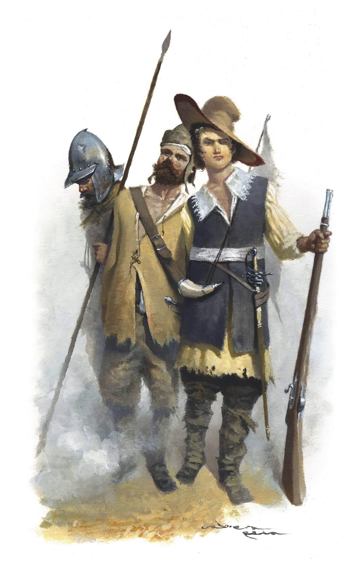 batalla de Montjuic