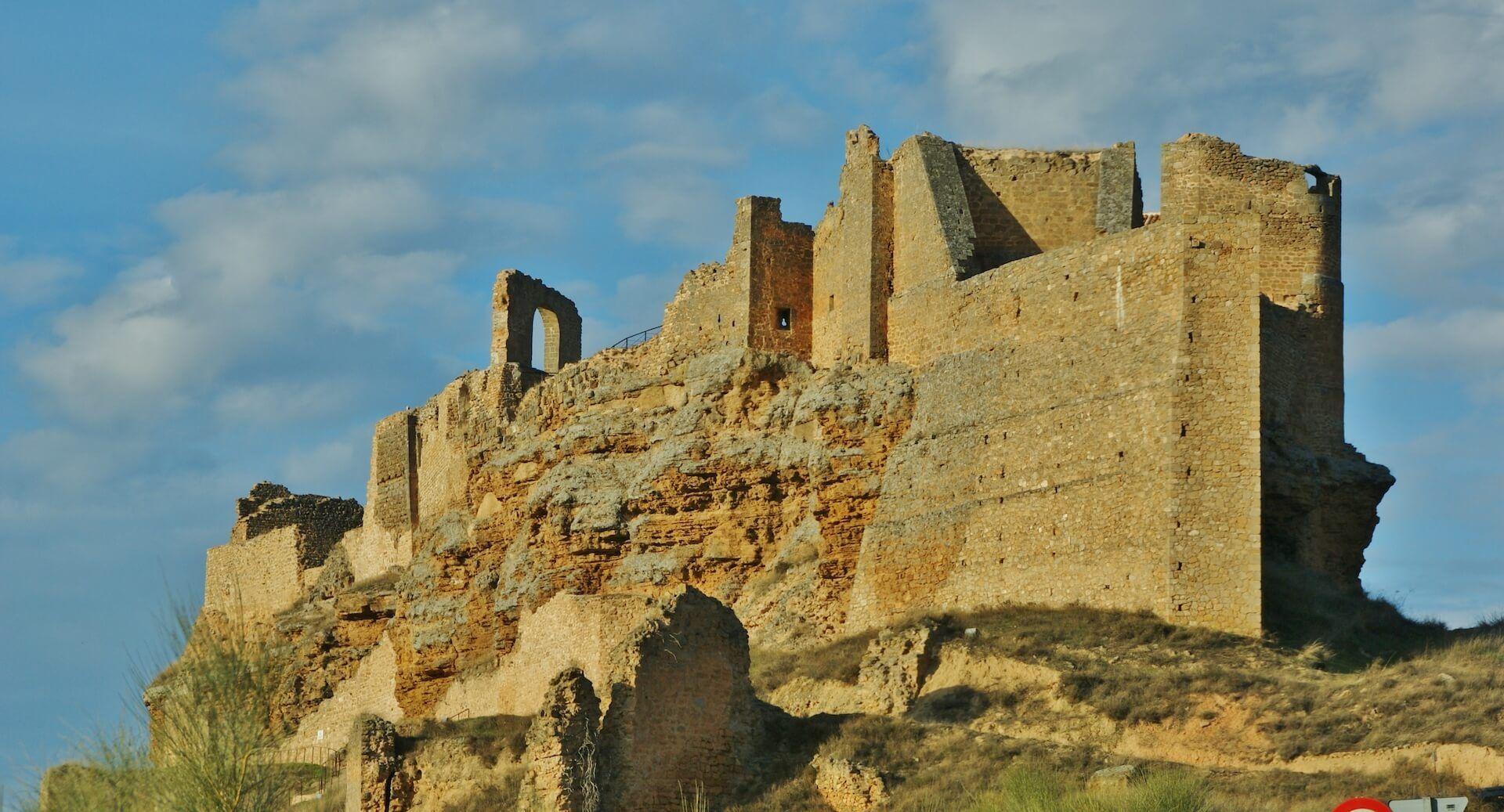 Zorita de los Canes alcazaba