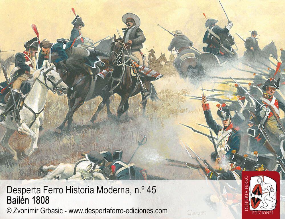 La acción de Mengíbar y el cerco al ejército francés por Jean-Marc Lafon – Université Paul-Valéry, Montpellier III